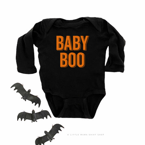 BABY BOO - Long Sleeve Child Shirt