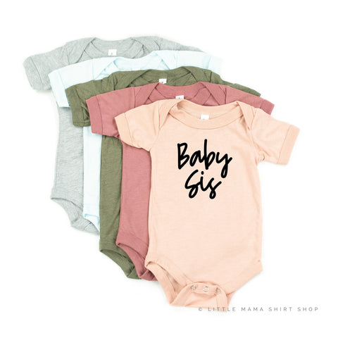 Baby Sis - Child Shirt