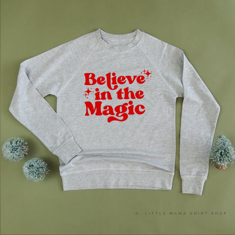 Believe in the Magic - Lightweight Pullover Sweater