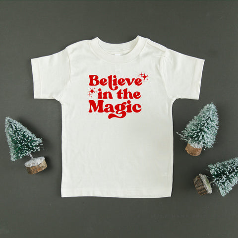 Believe in the Magic - Short Sleeve Child Tee