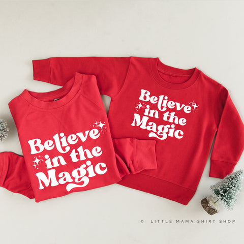 Believe In The Magic - Set of 2 Sweaters