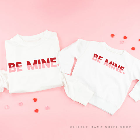 BE MINE (Two Tone) - Set of 2 Sweaters