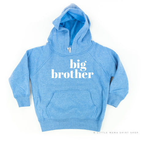 Big Brother - Child Hoodie