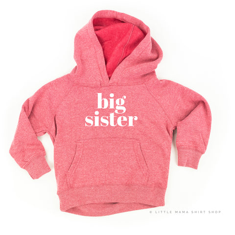 Big Sister - Child Hoodie