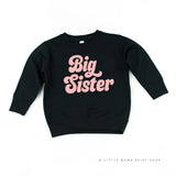 Big Sister (Retro) - Child Sweater