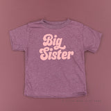 Big Sister (Retro) - Child Shirt