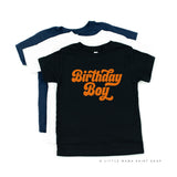 Birthday Boy (Retro) - Child Shirt