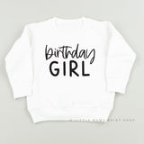 Birthday Girl - Child Sweater