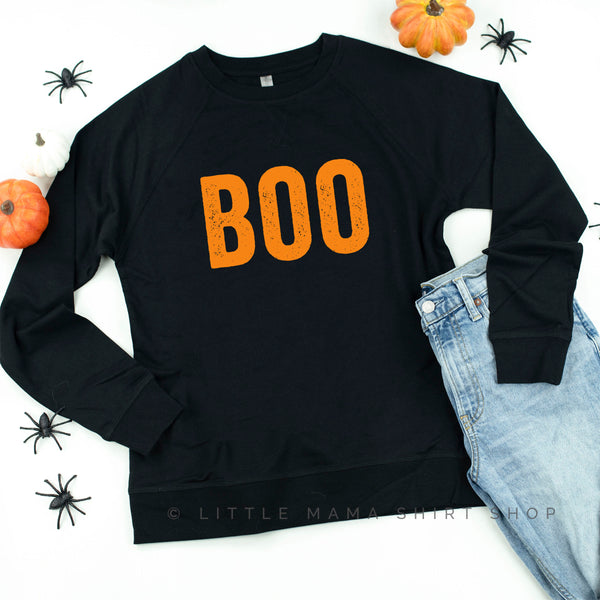BOO - Can't Scare Me - Set of 2 Sweaters