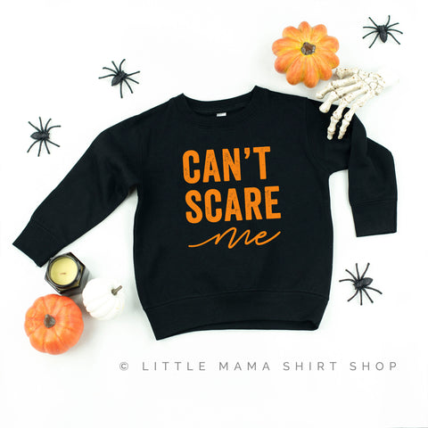 Can't Scare Me - Child Sweater