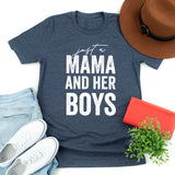 Just a Mama and Her Boys | Set of 3 Shirts