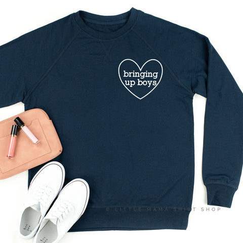Bringing Up Boys® ♥ - Lightweight Pullover Sweater