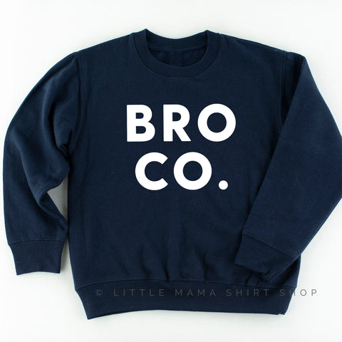 Bro Co. - Kid's Sweatshirt