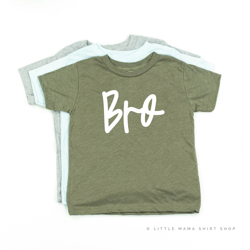 Bro - Child Shirt