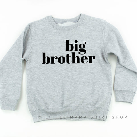 Big Brother - Kid's Sweatshirt