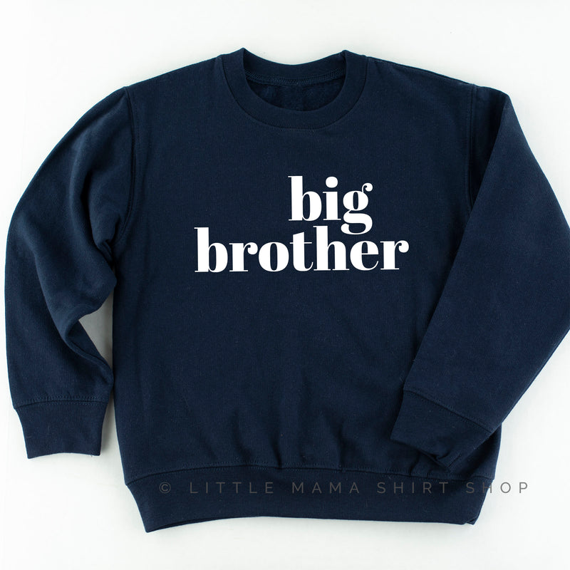 Big Brother - Child Sweater