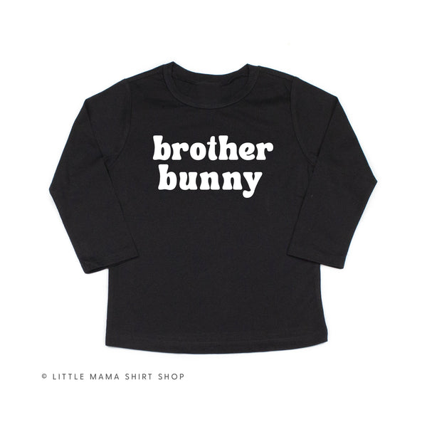 Brother Bunny - Long Sleeve Child Shirt