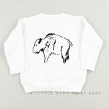 The Buffalo Shirt - Child Sweater