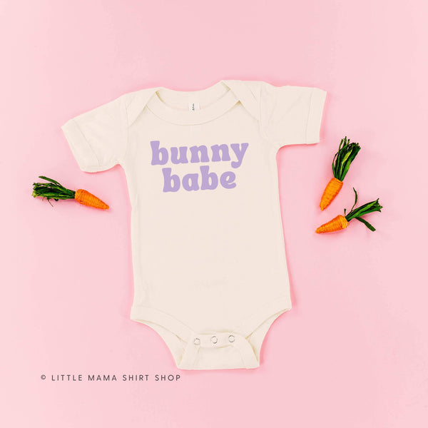 Bunny Babe - Short Sleeve Child Shirt