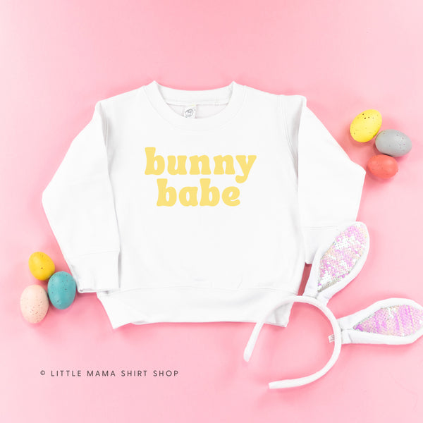 Bunny Babe - Child Sweater