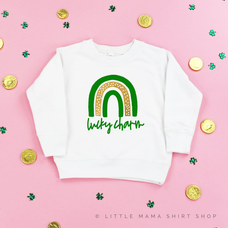 Lucky Charm - Rainbow - Child Sweater