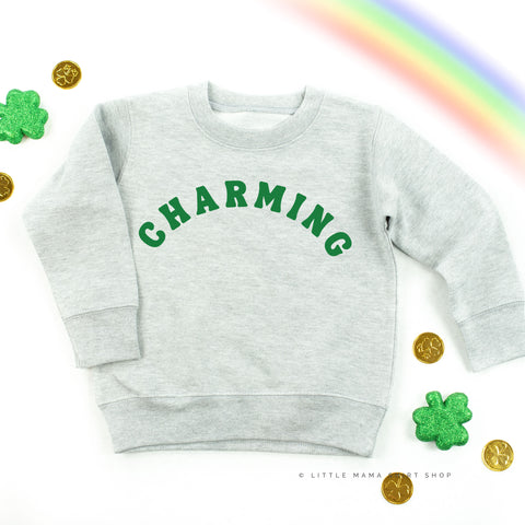 CHARMING - Child Sweater
