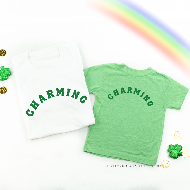 CHARMING - Set of 2 Tees