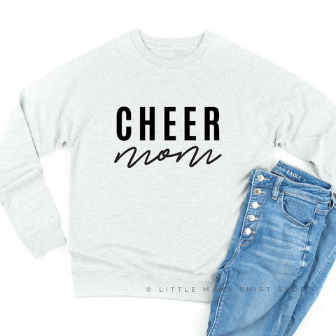 Cheer Mom - Lightweight Pullover Sweater