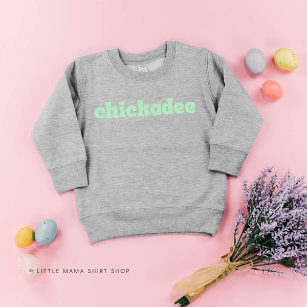 Chickadee - Child Sweater