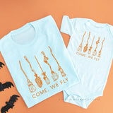 Come, We Fly - Set of 2 Unisex Tees