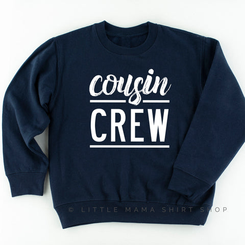 Cousin Crew Sweaters- Design #1