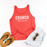 Crunch Then Brunch - Unisex Tee