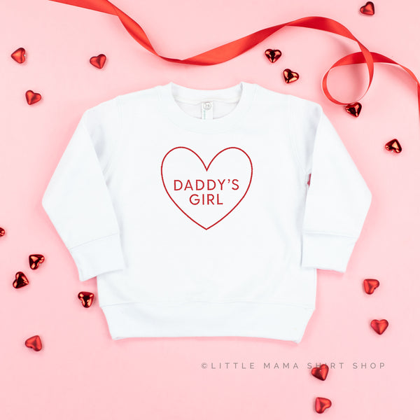 DADDY'S GIRL ♡  - Child Sweater