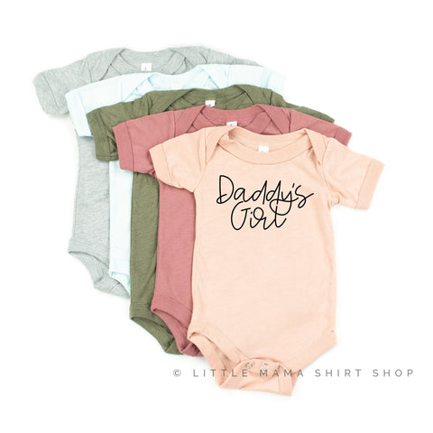 Daddy's Girl - Child Shirt