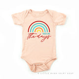 These Are The Days - Blush Child Shirt