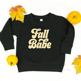 Fall Babe - Child Sweater