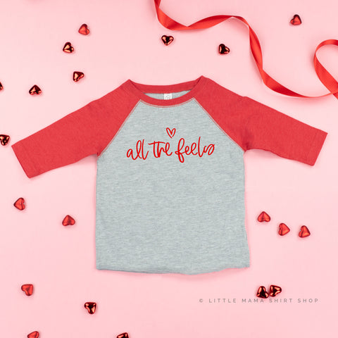 All The Feels - Child Raglan