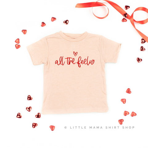 All The Feels - Short Sleeve Child Tee