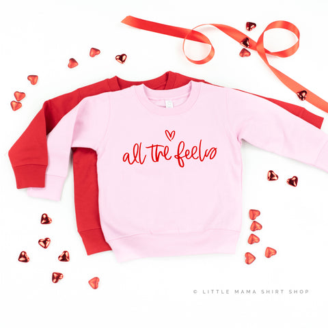 All The Feels - Child Sweater