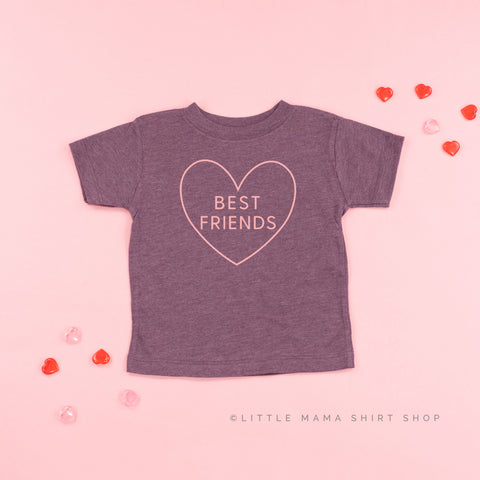 Best Friends ♡ - Short Sleeve Child Tee