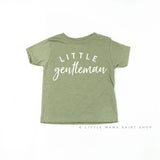 Raising a Little Gentleman & Little Gentleman | Set of 2 Shirts