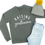 Raising A Little Gentleman - Lightweight Pullover Sweater