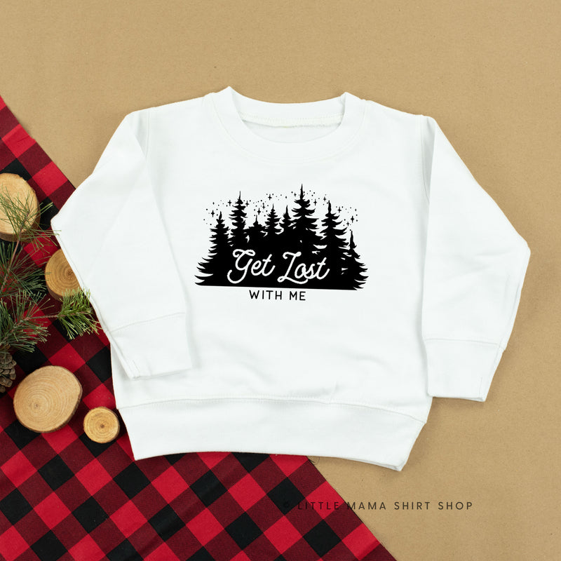 GET LOST WITH ME - Child Sweater