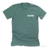 Happiness is Being a Grandma - Lightweight Pullover Sweater