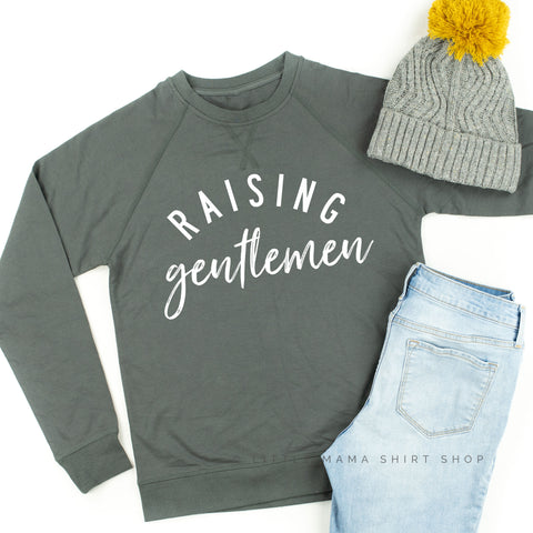 Raising Gentlemen - Lightweight Pullover Sweater