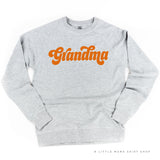 Grandma (Retro) - Lightweight Pullover Sweater