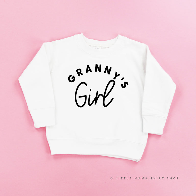 Granny's Girl - Child Sweater