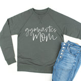 Gymnastics Mom - Lightweight Pullover Sweater