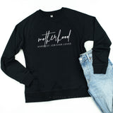 Motherhood - Hardest Job Ever Loved - Lightweight Pullover Sweater