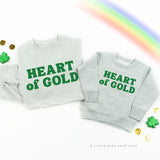 HEART OF GOLD - Set of 2 Lightweight Sweaters